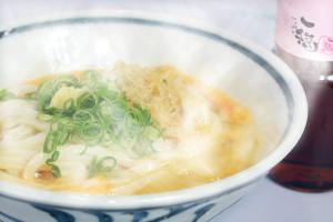 釜玉(湯気)